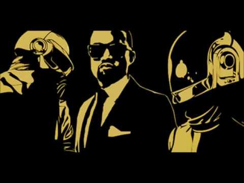 Daft Punk Vs Kanye West  Dance The Good Time