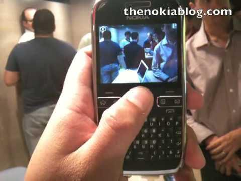 Nokia e72 camera autofocus