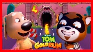 ИГРА ТОМ ЗА ЗОЛОТОМ #41. ТОМ И ДРУЗЬЯ МОЙ ГОВОРЯЩИЙ ТОМ И АНДЖЕЛА - игры мультики видео для детей.