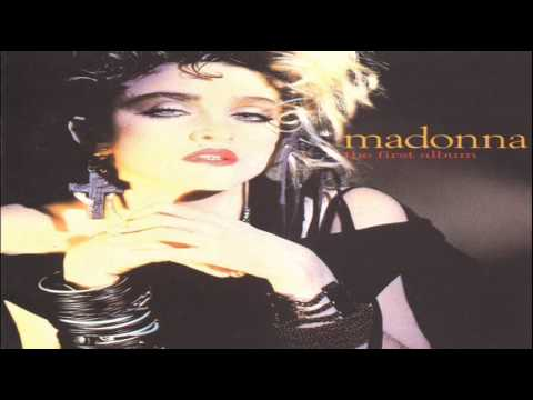 Madonna - Burning Up [12'' Version]