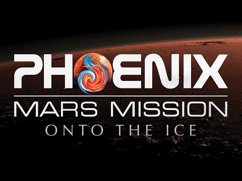 Phoenix Mars Mission: Onto the Ice