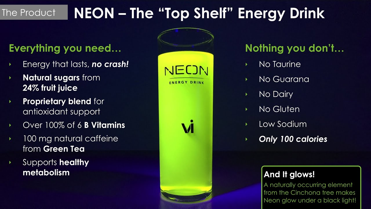 how to make a powerful energy drink