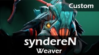 691: syndereN as Weaver - Overthrow Gameplay 20150625