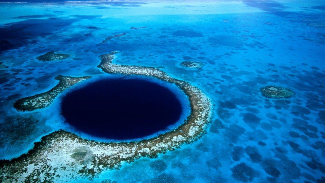 Resultado de imagen de Gran Agujero Azul de Belice