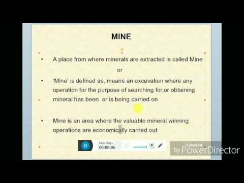 Mining Terminology Few Words