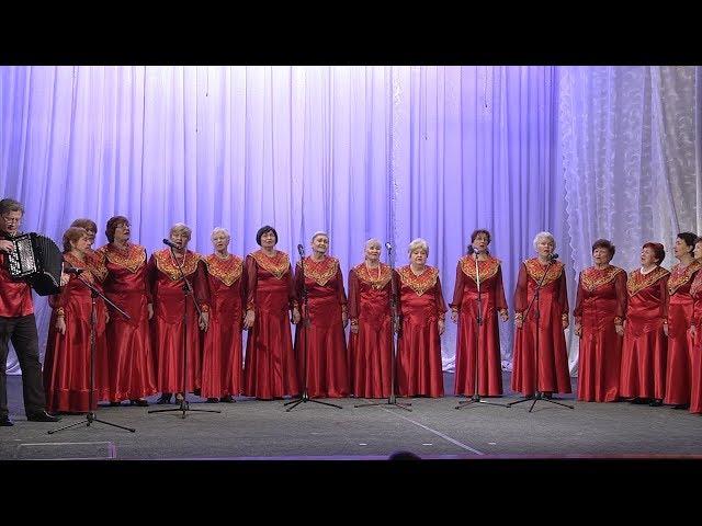 Концерт ансамбля «Сударушка» 15.12.18. Народные песни