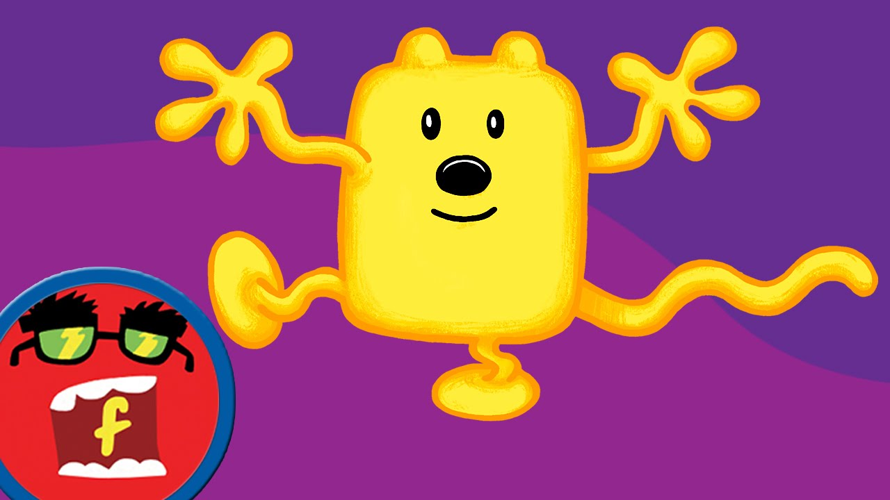 Wow wow wubbzy come play with me