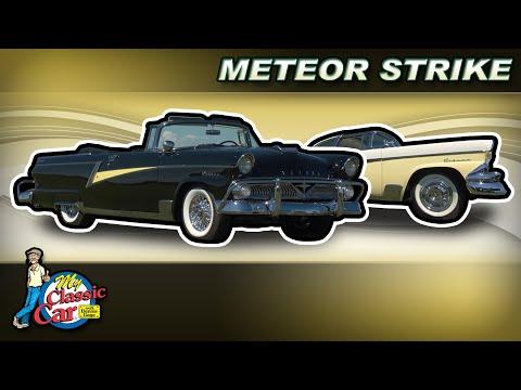 My Classic Car Season 17 Episode 4 - Canadian Meteors