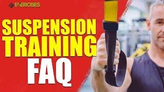 suspension training faq with dan long
