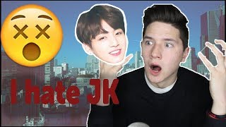 I HATE JK | VIDEOGRAPHER *FREAKS OUT* & REACTS TO G.C.F in Tokyo
