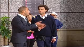 على ربيع  بيألف أى كلام أمام أشرف عبد الباقى وسط تصفيق الجمهور ...
