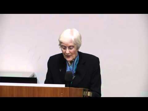 Rede von Dr. Elisabeth Raiser