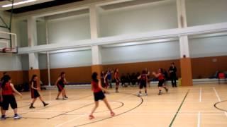 2013-2014年 九龍區中學校際籃球比賽 (女子D3)