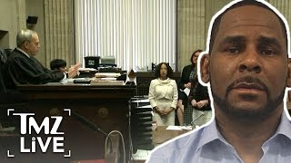 R  Kelly: Jail Looms After Failing to Pay Child Support | TMZ Live