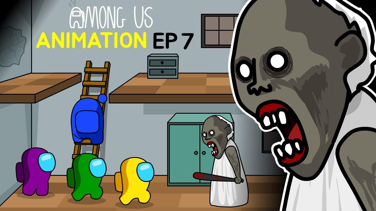 어몽어스 VS 좀비 애니메이션 7화 AMONG US ANIMATION EP7