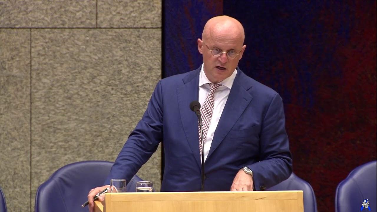 """Grapperhaus(CDA) Over 112 Storing """"Te Vroeg Om Te Zeggen"""