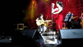 Jeff Beck/Imelda May,Casting my spell,Indigo2,Sept 21st