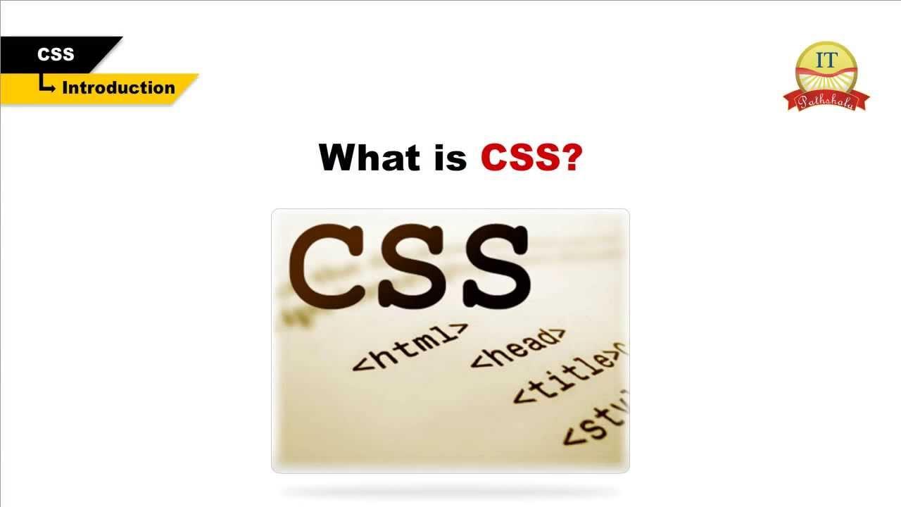 HTML CSS Tutorial Series