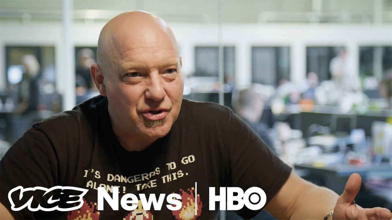 Meet One Of Nintendo's Original Power Line Counselors (HBO)