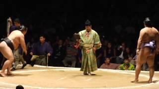 27年振りに開催された2008年大相撲ロサンゼルス巡業の模様を サンディエ...