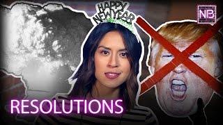 (AJ+)2017 | Newsbroke Yapmak İçin 10 Çözünürlükleri