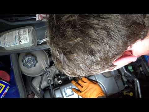 Peugeot 206 Fast Idle Fix