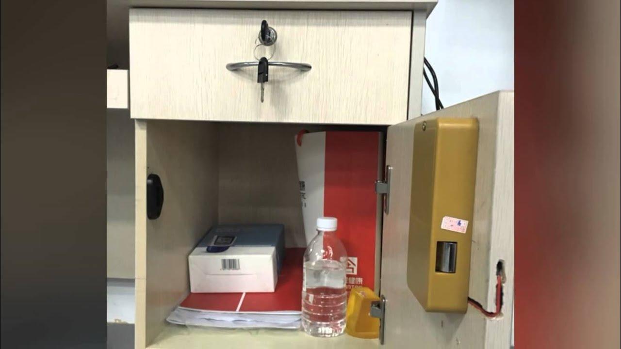 Beau Mifare 1K Hidden Cabinet Lock,hidden Drawer Lock, 5 Ways Of Pening