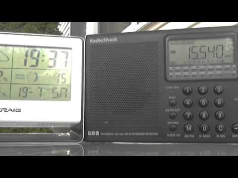 Radio Kuwait 15.540KHz 19:24 UTC