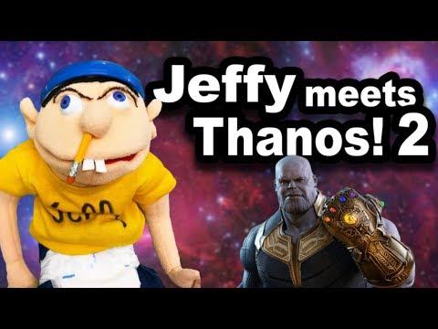 Plush Movie: Jeffy Meets Thanos 2!