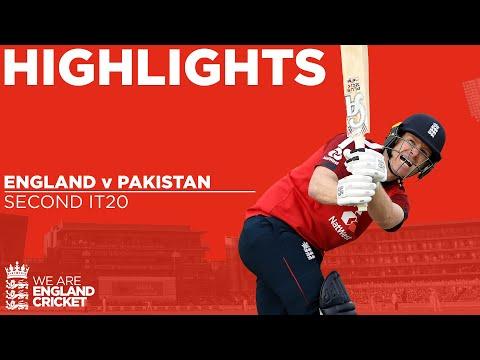 England v Pakistan 2nd IT20   Captain Morgan Stars as England Win!   Vitality IT20 2020