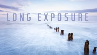 RAISE your landscape PHOTOGRAPHY game using LONG EXPOSURE