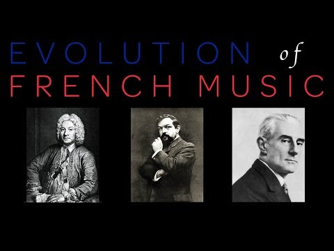 The Evolution of French Classical Music