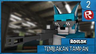 "Phantom #2Force: ""Handsome shot"" w/TampanGaming ROBLOX Indonesia"