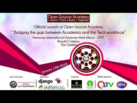 Open Source Academy Official Launch