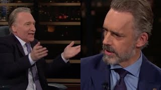 Bill Maher & Jordan Peterson Tussle Over Trump Supporters