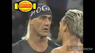 Sting vs Hulk Hogan 1995 part 1/2