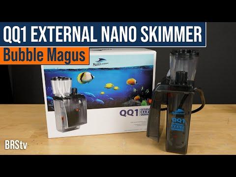 Bubble Magus QQ1 Hangon Nano Protein Skimmer. It&39;s Pretty Awesome!