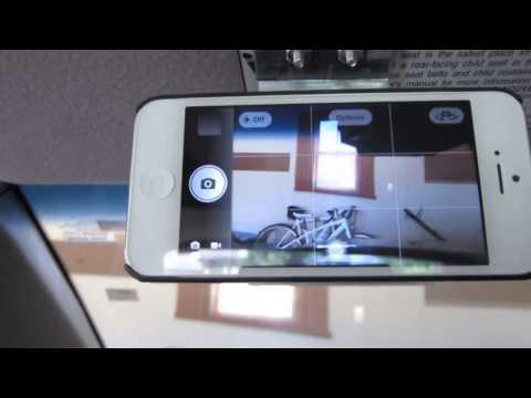 DIY Smartphone Dash Cam Mount
