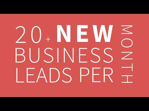 Professional Services Firms: More Marketing = More New Leads
