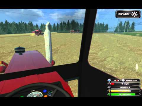 Thumbnail: Farming Simulator 2011-Back to Roots 5th,România