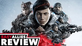 Gears 5 - Easy Allies Review (Video Game Video Review)