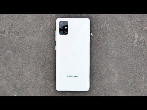 Samsung Galaxy A51 - Обзор