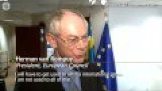 Herman van Rompuy, the accidental president