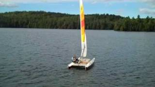 woods quattro catamaran
