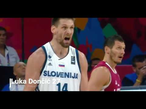 ROAD TO THE GOLD MEDAL - SLOVENIA #EUROBASKET 2017