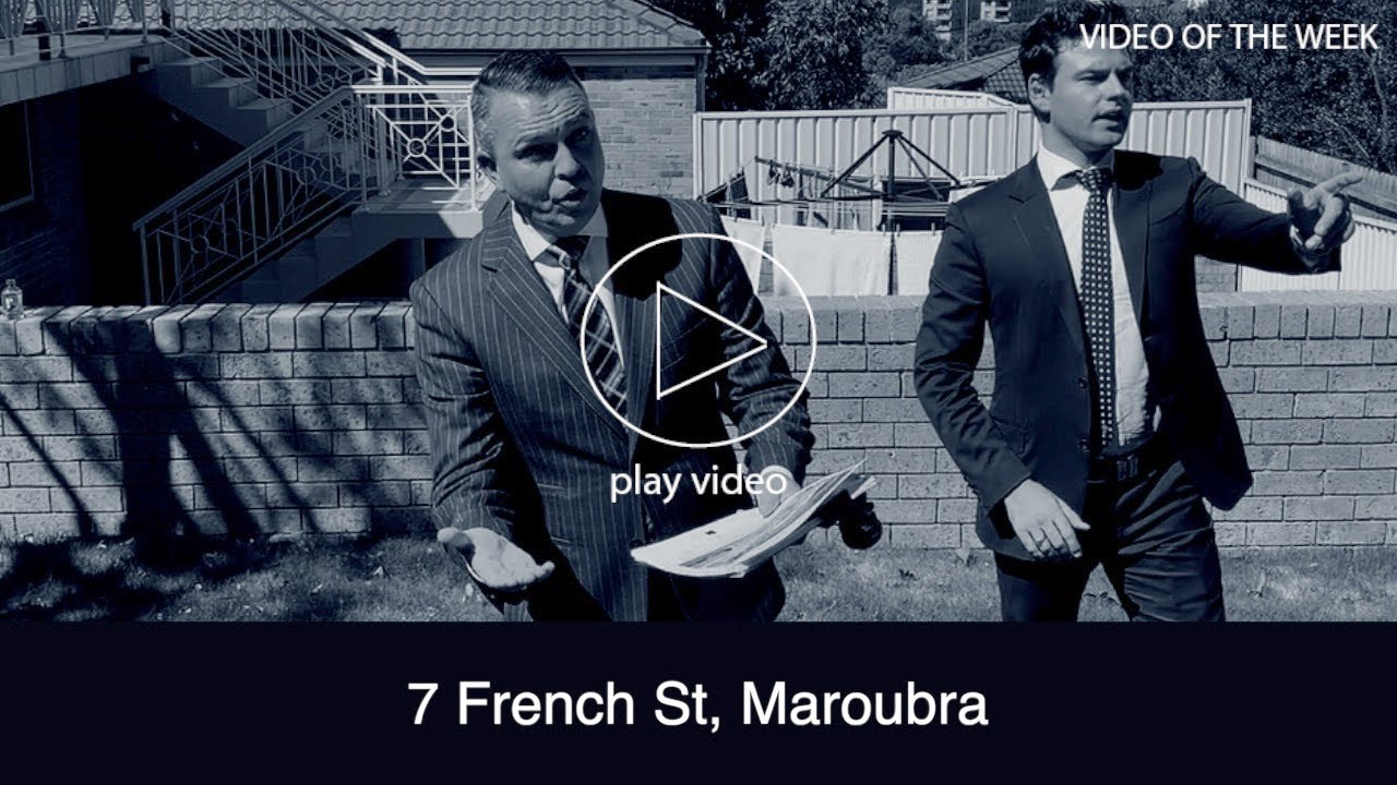 Maroubra home sold at auction in hot Sydney real estate market