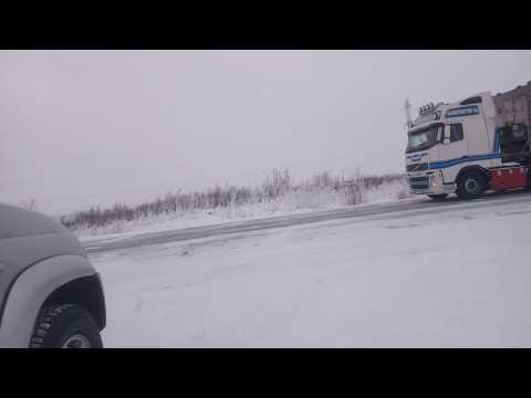 Дудинка- Норильск почему закрыли дорогу?