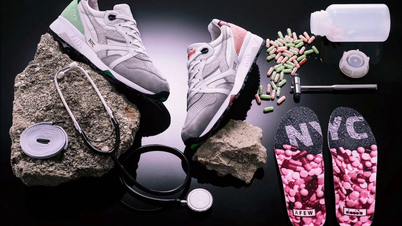 revendeur 88bb6 e6cf4 Size4 ! Episode 6 L'actu Sneakers en 4min by Fitthemall