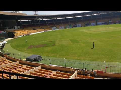 Bangalore stadium