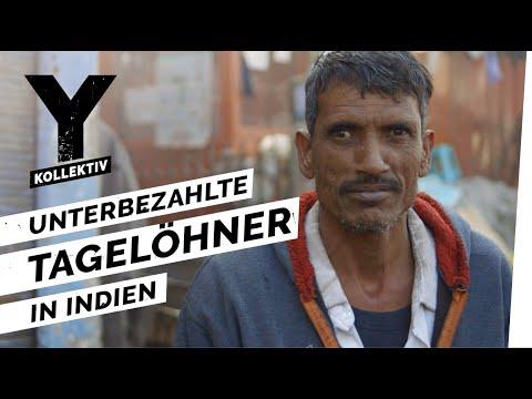 So Hart Ist Das Leben Der Tagelöhner In Indien